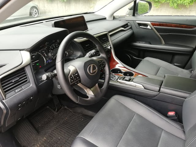 Picture of 2018 Lexus RX Hybrid 450hL AWD, interior, gallery_worthy