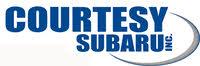 Courtesy Subaru logo
