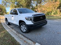 Picture of 2018 Toyota Tundra SR Double Cab 4.6L, exterior, gallery_worthy