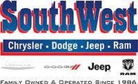 SOUTHWEST CHRYSLER DODGE JEEP RAM logo