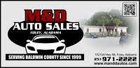 M & D Auto Sales, Inc. logo