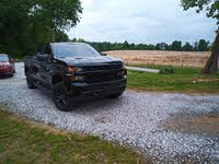 Picture of 2019 Chevrolet Silverado 1500 Custom Trail Boss Crew Cab 4WD, exterior, gallery_worthy