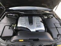 Picture of 2001 Lexus LS 430 430 RWD, engine, gallery_worthy