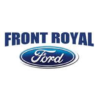 Front Royal Ford logo