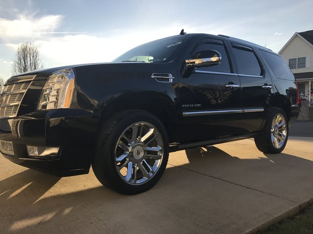 Picture of 2013 Cadillac Escalade Platinum 4WD