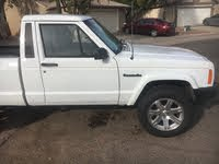 Picture of 1988 Jeep Comanche Pioneer, exterior, gallery_worthy