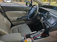 Picture of 2013 Honda Civic EX-L with Navigation, interior, gallery_worthy