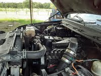 Picture of 2001 Ford Excursion XLT 4WD, engine, gallery_worthy