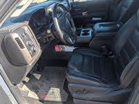Picture of 2017 GMC Sierra 2500HD Denali Crew Cab SB 4WD, interior, gallery_worthy