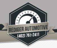 Rediger Automotive logo