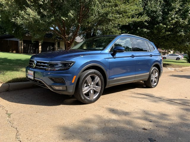 Picture of 2019 Volkswagen Tiguan SEL Premium 4Motion AWD