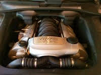 Picture of 2004 Porsche Cayenne Turbo AWD, engine, gallery_worthy