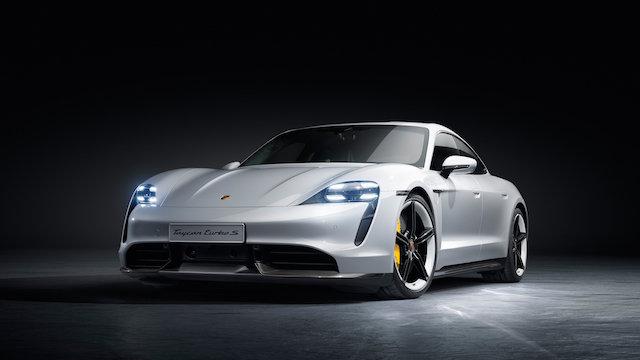 2020 Porsche Taycan, exterior, manufacturer, gallery_worthy