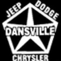 Dansville Chrysler Dodge Jeep Inc logo