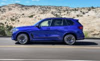 2020 BMW X5 M Overview
