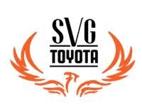 SVG Toyota logo