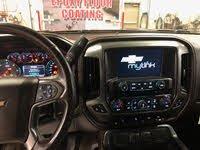 Picture of 2016 Chevrolet Silverado 1500 LTZ Double Cab 4WD, interior, gallery_worthy