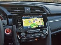 2020 Honda Civic Hatchback Sport Touring FWD, 2020 Honda Civic Hatchback Sport Touring Navigation Map, interior, gallery_worthy