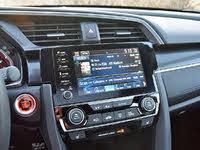 2020 Honda Civic Hatchback Sport Touring FWD, 2020 Honda Civic Hatchback Sport Touring Radio Display, interior, gallery_worthy