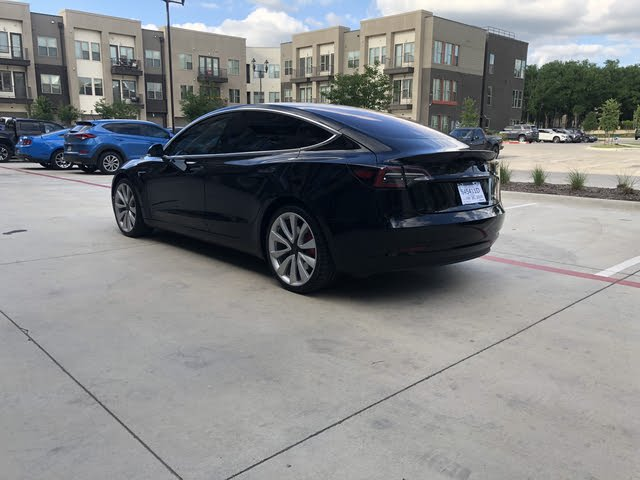 Picture of 2019 Tesla Model 3 Performance AWD
