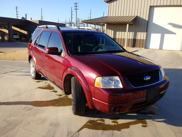 Picture of 2007 Ford Freestyle Limited