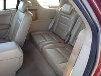 Picture of 2007 Ford Freestyle Limited, interior, gallery_worthy