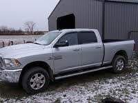 Picture of 2015 RAM 3500 Big Horn Mega Cab 4WD, exterior, gallery_worthy