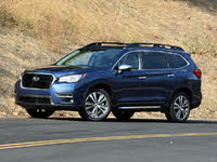 2020 Subaru Ascent Picture Gallery