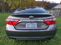 Picture of 2017 Toyota Camry XSE, exterior, gallery_worthy
