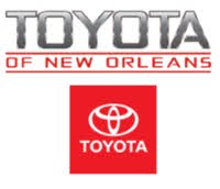 Toyota of New Orleans logo