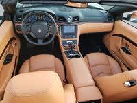Picture of 2016 Maserati GranTurismo Convertible, interior, gallery_worthy