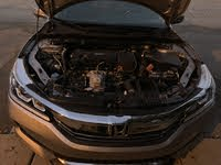 Picture of 2017 Honda Accord EX FWD with Honda Sensing, engine, gallery_worthy