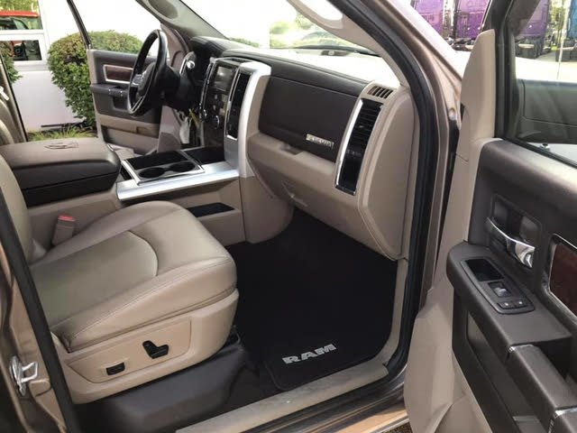 Picture of 2010 Dodge RAM 3500 Laramie Mega Cab 4WD, interior, gallery_worthy