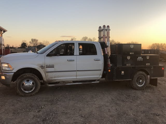 Picture of 2017 RAM 3500 Tradesman Crew Cab 4WD, exterior, gallery_worthy