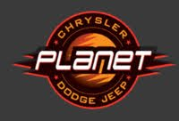 Planet Dodge Chrysler Jeep Ram logo