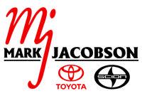 Mark Jacobson Toyota logo