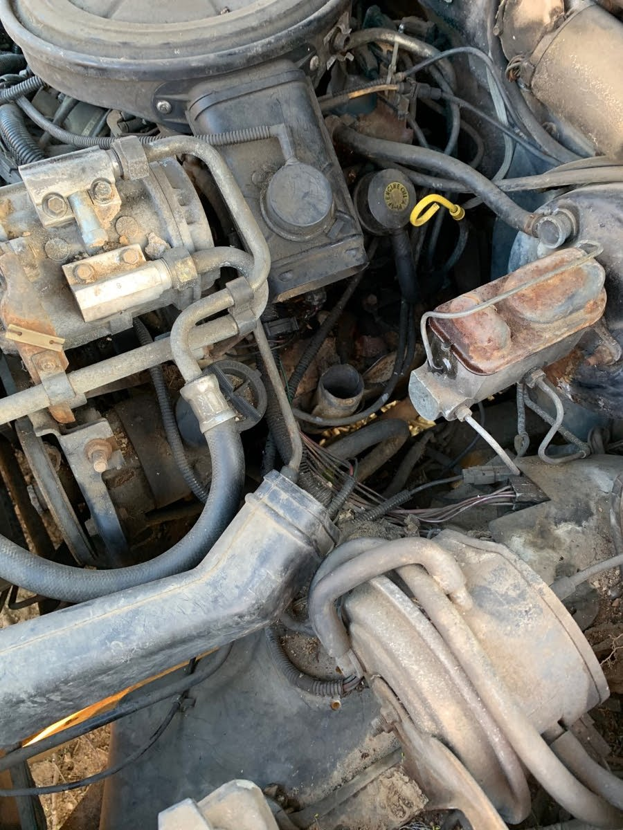 [DIAGRAM_09CH]  Ford Bronco II Questions - Hey guys, i have a 1985 Bronco II, 2.8L, XLT.  There is a hose that is ... - CarGurus | Bronco Ii Fuel Filter |  | CarGurus