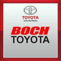 Boch Toyota logo
