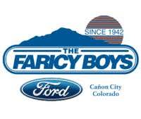 The Faricy Boys Ford logo