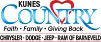 Kunes Country CDJR of Barneveld logo