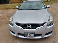 2012 Nissan Altima Coupe Overview