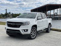 Picture of 2017 Chevrolet Colorado Z71 Crew Cab 4WD, exterior, gallery_worthy
