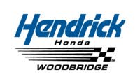 Hendrick Honda Woodbridge logo