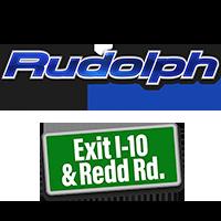 Rudolph Volkswagen logo
