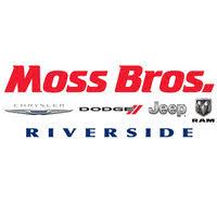 Moss Bros Chrysler Jeep Dodge Riverside logo