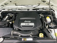 Picture of 2016 Jeep Wrangler Unlimited Sport 4WD, engine, gallery_worthy