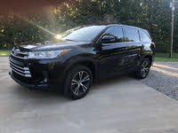 Picture of 2018 Toyota Highlander LE Plus, exterior, gallery_worthy