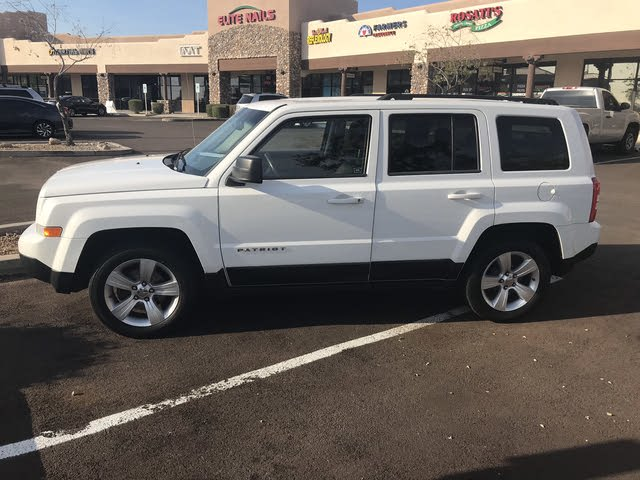 Picture of 2012 Jeep Patriot Limited