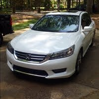 Picture of 2014 Honda Accord Touring, exterior, gallery_worthy