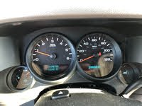 Picture of 2009 Chevrolet Silverado 1500 LS Extended Cab 4WD, interior, gallery_worthy